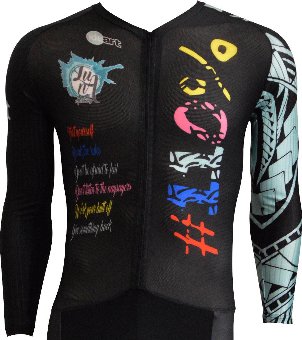 Idear sport, abbigliamento sportivo per ciclismo personalizzato