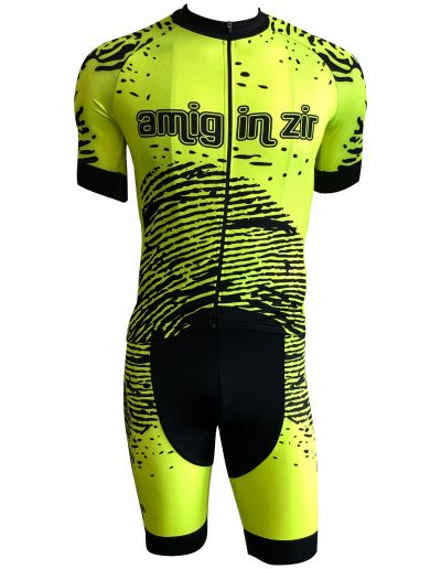 completo maglie ciclismo personalizzate amig in zir