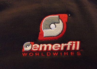 Camice ricamato personalizzato Semerfil