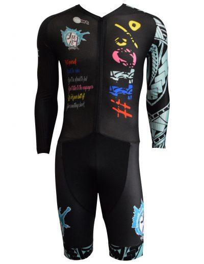 Completo maglie ciclismo personalizzate ideart