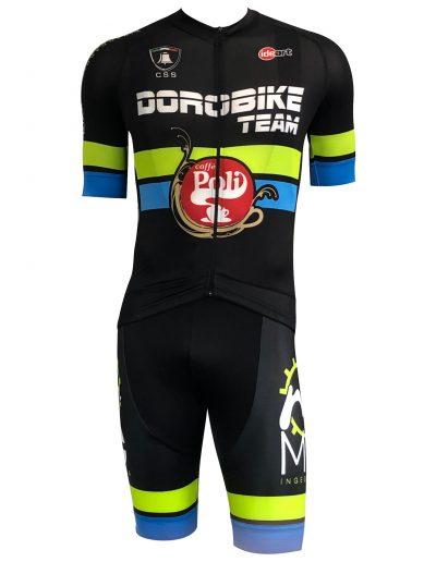 completo maglie ciclismo personalizzate Dorobike