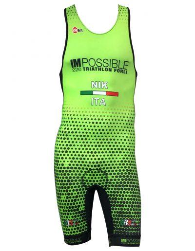 abbigliamento sportivo personalizzato body triathlon