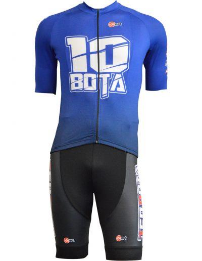 completo maglie ciclismo personalizzate 10bota